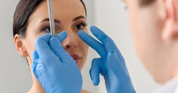 Opération cloison nasale